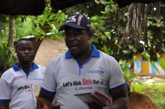 Ebola smittan sprider sig