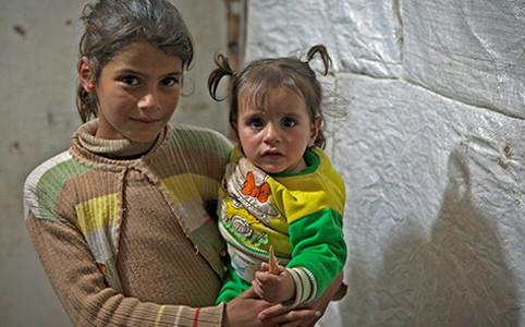 Syrien riskerar att forlora en hel generation